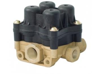 Клапан защитный 4-х контурный 11.3515410 (64221-3515310-10)