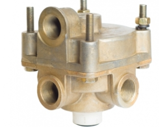 Клапан ускорительный  (с отводом под глушитель)