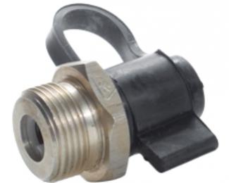 Клапан контрольного вывода (М22)