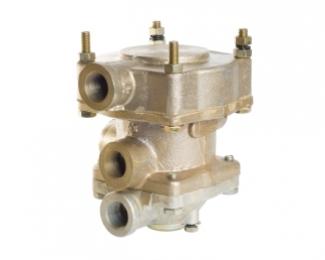 Клапан управления тормозами прицепа  с двухпроводным приводом